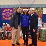 2019, MTA PD Guardian's Holiday Gift give away